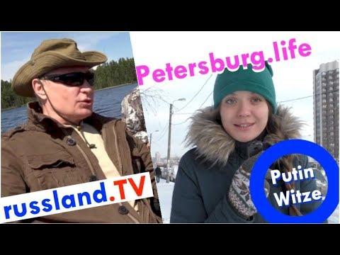 Die besten Putin-Witze [Video]