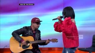 Perform Atiek CB, Lady Rocker Indonesia 'Kau Di Mana'
