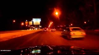 Драка на дороге Екатеринбург 28 12 2013