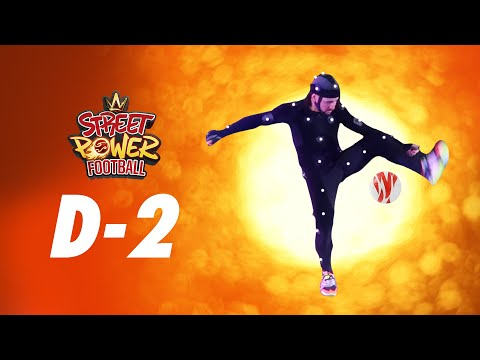 STREET POWER FOOTBALL… SOON D-2 !!!