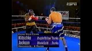 Владимир Кличко - Фил Джексон 12-11-1999