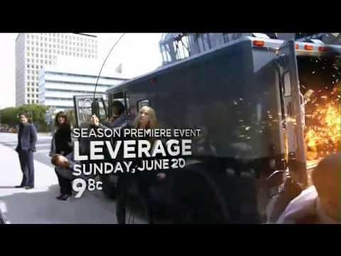 Leverage Season 3 (Promo 1)