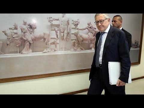 «Καμπανάκι» Ρέγκλινγκ στην Ελλάδα για τα μέτρα του τελευταίου διμήνου…