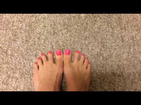 Pilates Toe and Foot Stengthening Exercises