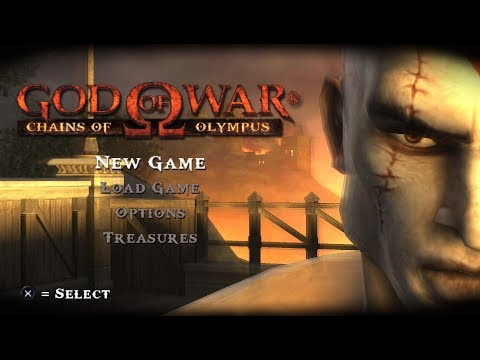 PSP Longplay [001] God of War: Chains of Olympus