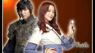 OST - Faith - Shin Yong Jae (4MEN) - Because My Steps Are Slow