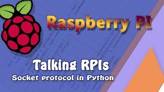 INFO: Do you want to make your Raspberry PIs to talk to each other? Use socket in python. Code, and more info on: http://www.notenoughtech.com/raspberry-pi/r...