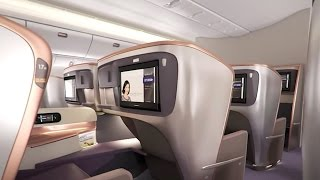 Introducing the Next Generation Business Class