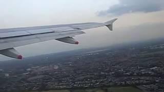 preview picture of video 'British Airways, take-off, flight to Yerevan, London Heathrow, London, United Kingdon, Europe'