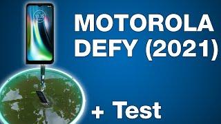 Motorola Defy 2021: Rugged Phone im Test