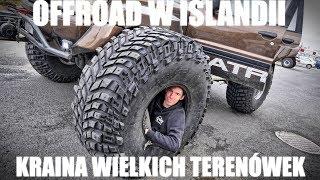 OFFROAD W ISLANDII - KRAINA WIELKICH TERENÓWEK