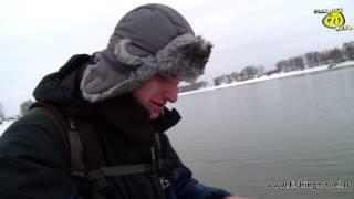 Отводной поводок на малой реке