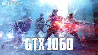BATTLEFIELD 5 - GTX 1060 (6Gb) / I7 6700k   Rotterdam Gameplay Benchmark   Beta