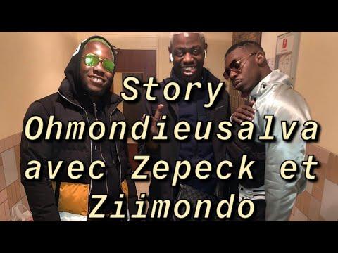 Story Ohmondieusalva avec ( Zepeck et Ziimondo) Part 1 sur Coach Fitness