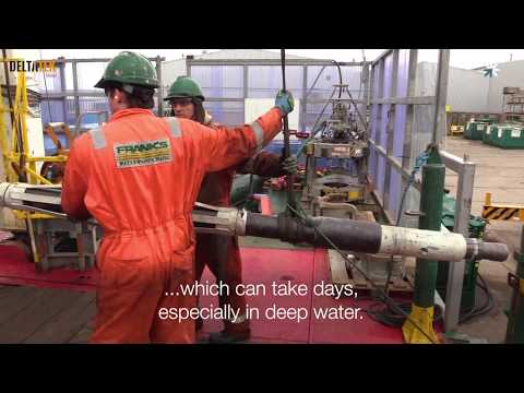 DeltaTek secures offshore trials in OGTC backed project