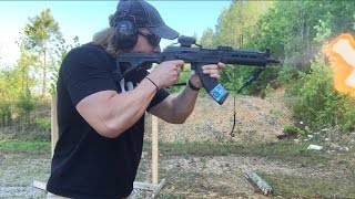 Century Arms C39V2 AK Pistol w/ SB Tactical Brace Review