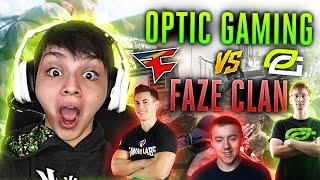 OpTic Gaming Vs FaZe Clan