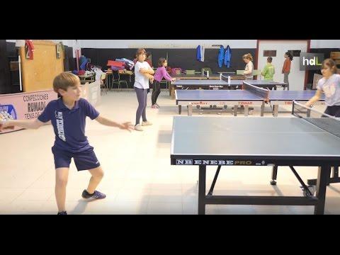 Jorge Ramos, el tenis de mesa como respuesta a una enfermedad rara