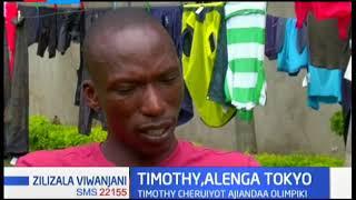 Timothy Cheruiyot ajiandaa kushiriki mchezo wa olimpiki huku akilenga kuishidia Kenya dhahabu