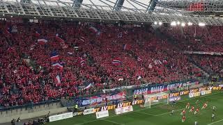 E: Wisła Kraków - Legia Warszawa [Fans]. 2019-03-31