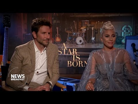 Lady Gaga, Bradley Cooper On Making A Star Is Born