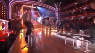 """Diego Boneta, Julianne Hough & Mary J Blige """"Rock Of Ages"""" - Dancing With The Stars"""
