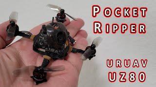 Flying the UZ80 Like I Stole It! ????????