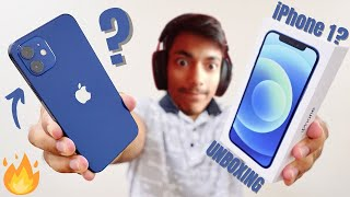 Unboxing My New APPLE IPHONE  🔥🔥