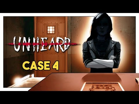 Let's Play Unheard Case 4 - Theater Murder Plot [PC Gameplay]
