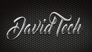 Adobe Photoshop Cs6 - Efecto Letras De Plata (CROMADO)