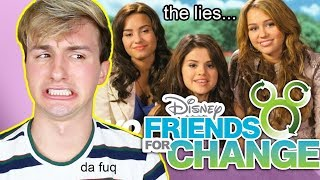 """DISNEY'S """"FRIENDS FOR CHANGE"""" WAS ALL A LIE?!"""