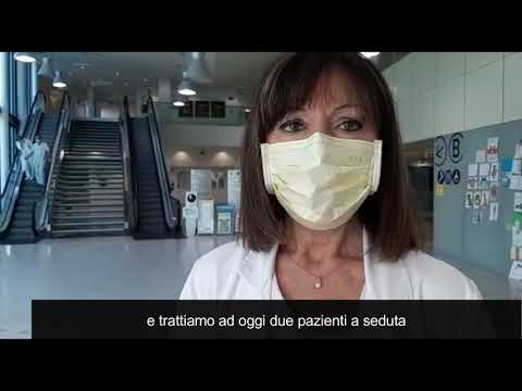 Anticorpi monoclonali all'Ospedale San Jacopo di Pistoia  #AnticorpiMonoclonali