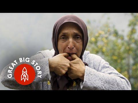 Turecký jazyk, kterým se nemluví, ale hvízdá