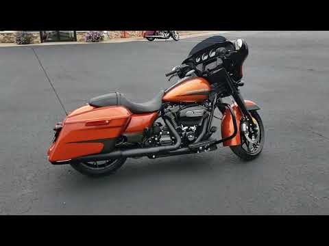 2020 Harley-Davidson Street Glide® Special in Chippewa Falls, Wisconsin - Video 1