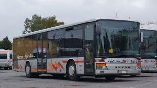 preview picture of video '[Sound] Bus Setra S 315 NF (WES-TV 60) der Fa Verhuven Reisen GmbH, Xanten (Kreis Wesel)'