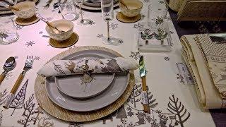 ZARA Home Новый год 2018 / Офелия