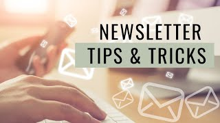 How To Make A Newsletter In Canva | Canva Tutorial