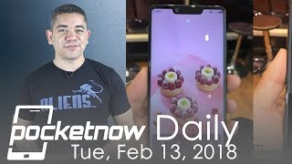 """Android P to embrace """"the notch,"""" iOS 12 apps for macOS & more - Pocketnow Daily"""