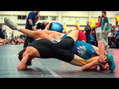 125 – Pearce Phillips of Charlotte School defeated Hunter Jones of Dark Horse by Dec 6–2