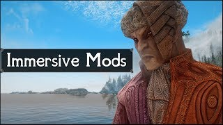 Skyrim: A Mage's Worst Nightmare – 5 Immersive Elder Scrolls 5 Mods You May Have Missed #4