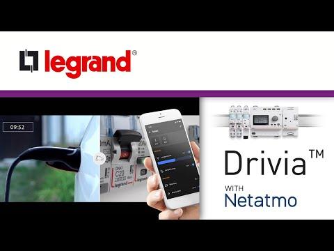 Drivia with Netatmo : planification et contacteur