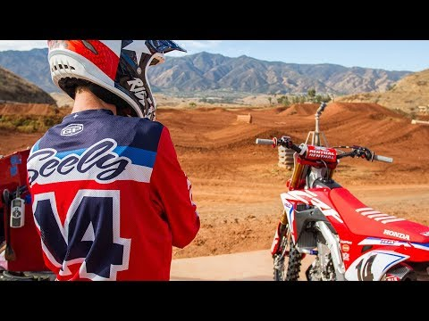 Racer X Films: Cole Seely Supercross Testing