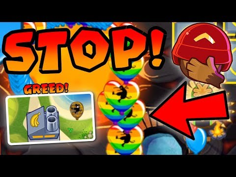 This Guy Was SO GREEDY! STOP Doing This! (Bloons TD Battles)