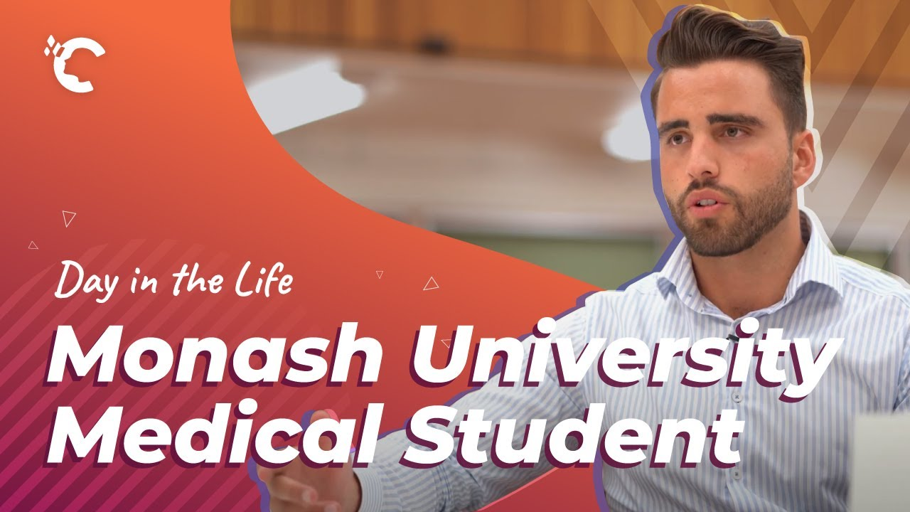 A Day in the Life: Monash University Medical Student