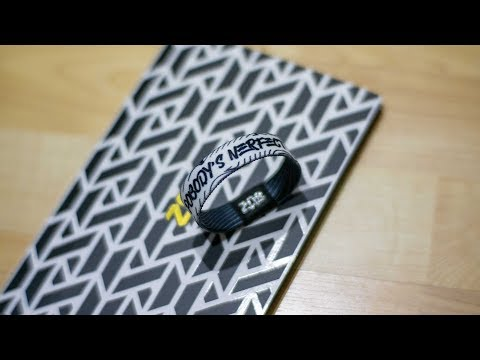 ZOX : Pobody's Nerfect, Mini : Unboxing (ASMR)