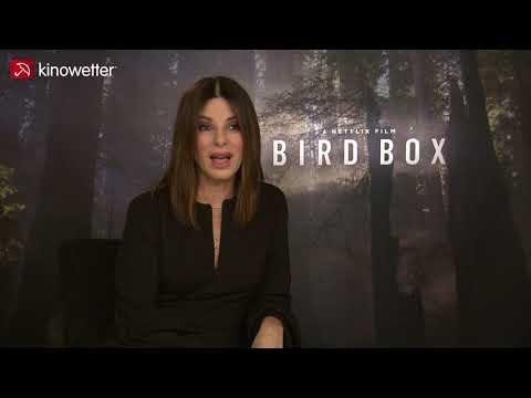 Interview Sandra Bullock | BIRD BOX