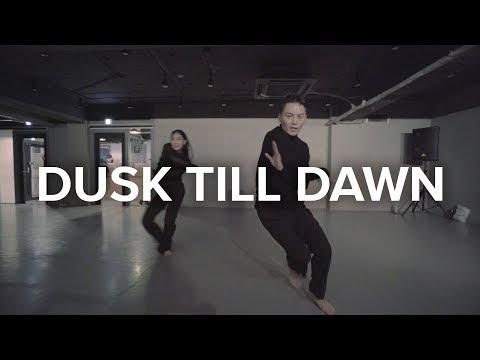 Dusk Till Dawn - ZAYN ft. Sia / Jay Kim Choreography (видео)