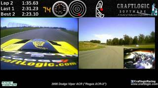 preview picture of video 'NARRA Sunday Race Qualify @ Monticello Motor Club, Monticello, NY'