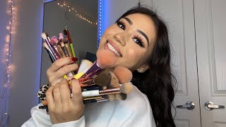 How I Clean My Makeup Brushes + Tips And Tricks