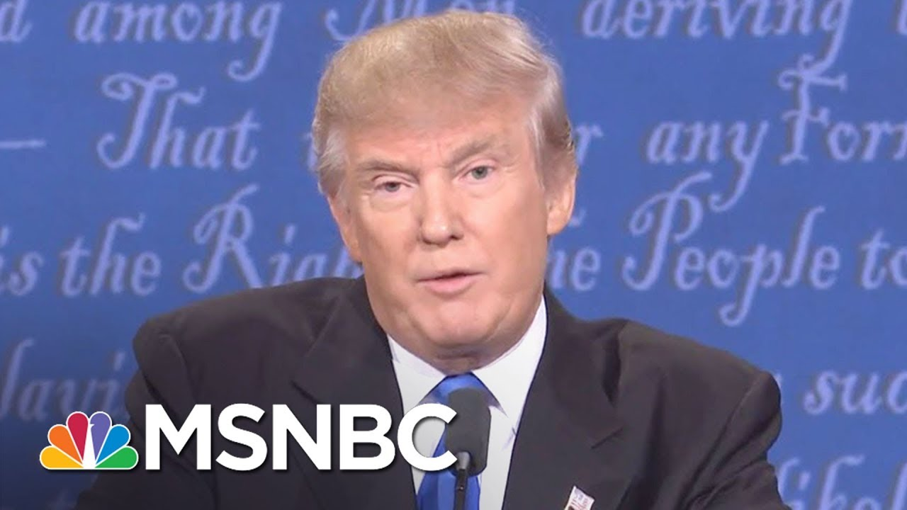 FBI Warned Donald Trump In 2016 To Report Russian Overtures   All In   MSNBC thumbnail